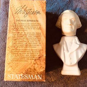 Avon Presidential Jefferson Decanter